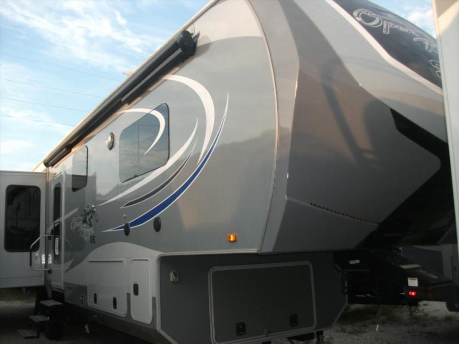 2011 Open Range Roamer 316RLS