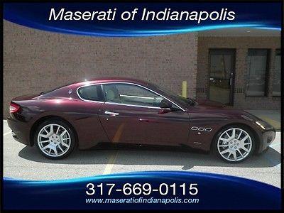 Maserati : Gran Turismo Base Coupe 2-Door 2009 maserati granturismo