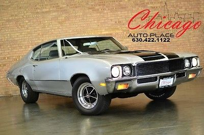 Buick : Skylark Coupe - RESTORED MUSCLE GS CLONE 1971 buick skylark coupe restored muscle gs clone