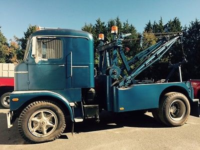Other Makes : 1961 H MODEL HOLMES 1961 mack h model wreaker