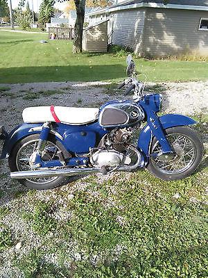 Honda : CA 963 150 cc honda dream