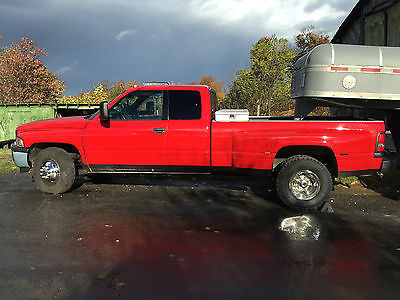 Dodge : Ram 3500 Base Extended Cab Pickup 2-Door 1997 dodge ram 3500 base extended cab pickup 2 door 5.9 l 12 v diesel