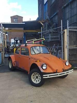 Volkswagen : Beetle - Classic Baja 1971 vw baja bug volkswagen beetle extras dual carbs beach dune buggy offroad