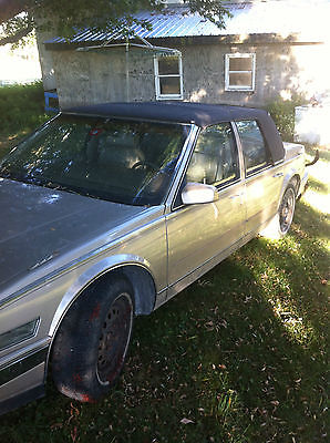 Cadillac : Seville STS Sedan 4-Door 1988 cadillac seville in good shape with low miles