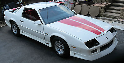 Chevrolet : Camaro RS ORIGINAL 25TH ANNIVERSARY EDITION 1992