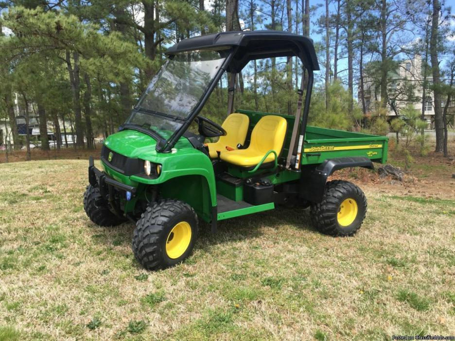 john deere gator hpx 4x4 motorcycles for sale. Black Bedroom Furniture Sets. Home Design Ideas