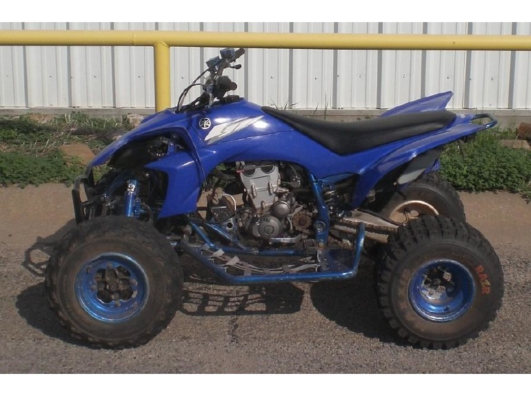 Yamaha yfz450 motorcycles for sale in stillwater oklahoma for Yamaha of stillwater