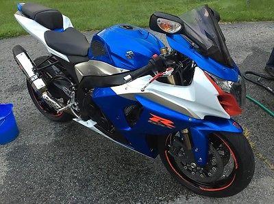 Suzuki : GSX-R 2009 suzuki gsxr 1000 must see