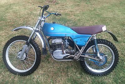 Bultaco : ALPINA BULTACO ALPINA  350 MODEL 116  1974