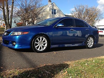 Acura : TSX Base Sedan 4-Door 2004 acura tsx aspec 6 speed