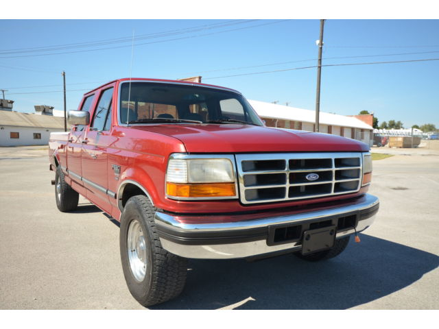 Ford : F-250 4dr 152.2