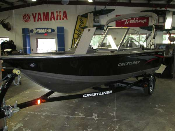 2015  Crestliner  1650 Fish Hawk WT