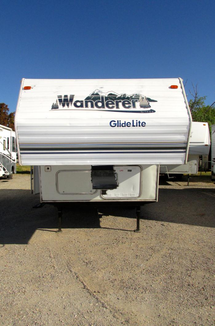 Thor Motor Coach Wanderer 215rl Rvs For Sale In Las Cruces