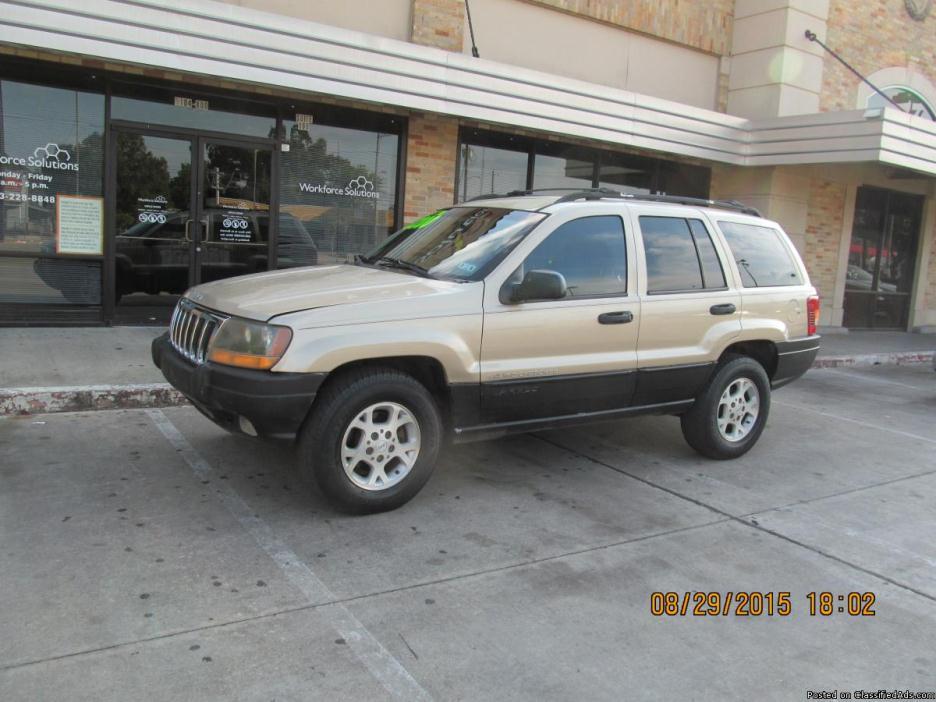 2000 Jeep Grand Cherokee Ladero