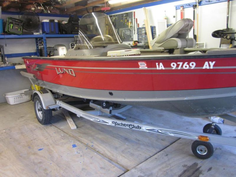 2005 Lund 1600 SS Explorer