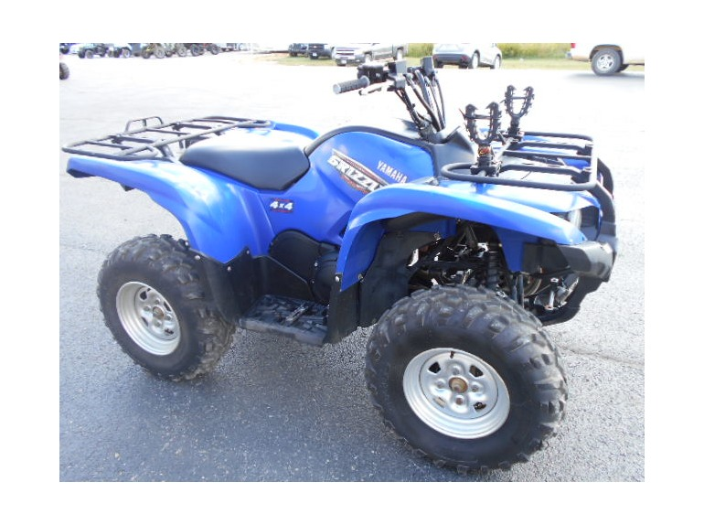 yamaha grizzly 700 fi yfm motorcycles for sale. Black Bedroom Furniture Sets. Home Design Ideas
