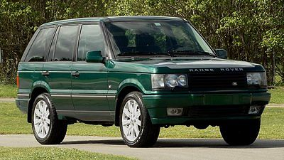 Land Rover : Range Rover HSE 2001 range rover 4.6 hse 30 th anniversary in excellent condition inside and out