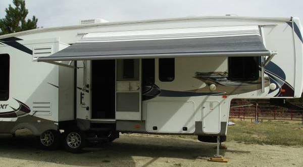 2012 Forest River Sandpiper 300RL