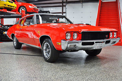 Buick : Skylark Skylark GS Replica 1971 buick skylark gs replica 4 speed frame off restored like chevelle 442 gto