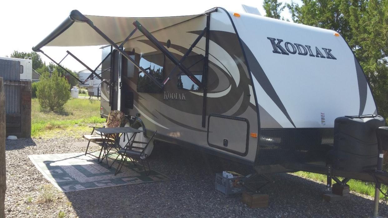 2016 Keystone Summerland 1700FQ