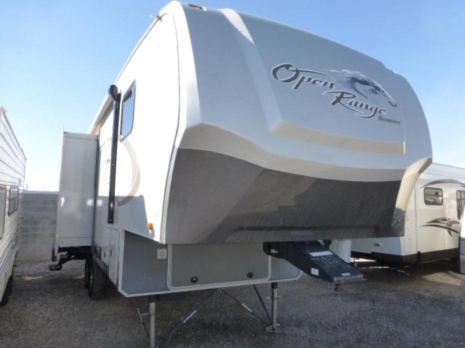 2011 Open Range Roamer 280RLS