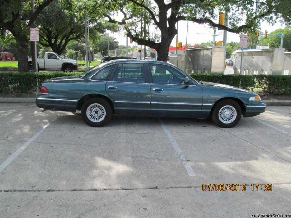 Used Cars Victoria Tx >> 1996 Crown Victoria Cars for sale