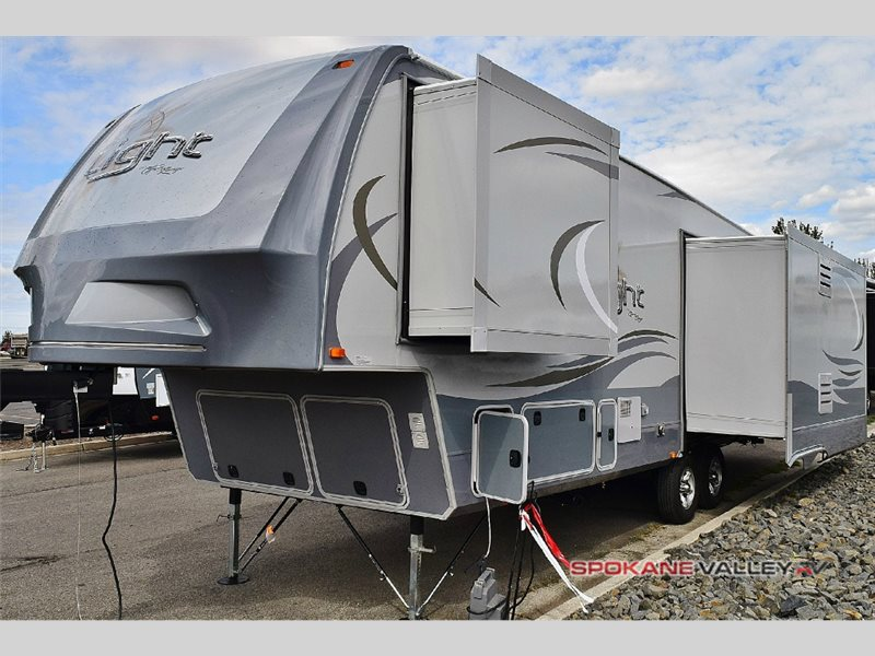 2016 Highland Ridge Rv Mesa Ridge MR323RLS