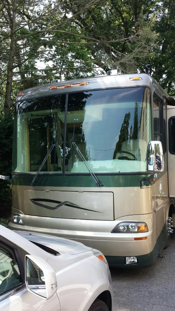 1999 Newmar Mountain Aire 36RDDS