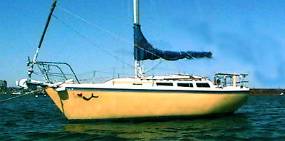1987 - 30' Catalina Tall Rig in Excellent Condition