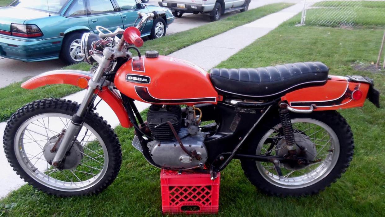 1973 Ossa Pioneer