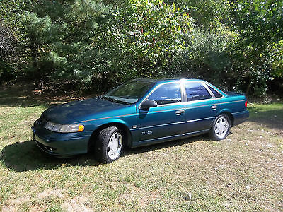 Ford : Taurus SHO 1993 taurus sho 70 k mile one owner adult owned survivor