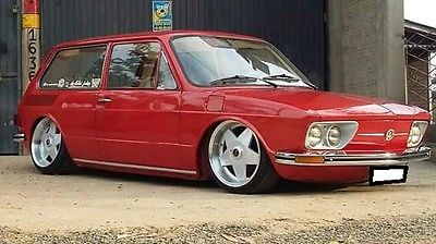 Volkswagen : Other VW VOLKSWAGEN Brasilia Very Rare One of a Kind, Leather Seats Aircooled Show Car