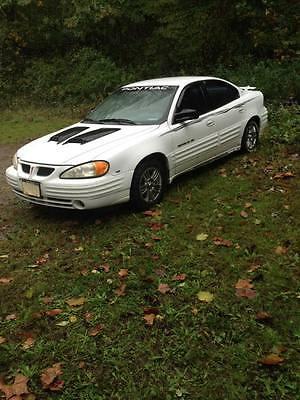 Pontiac : Grand Am SE 2000 pontiac grand am se 4 door