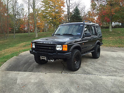 Land Rover : Discovery Westminster 2002 land rover discovery series ii sd sport utility 4 door 4.0 l
