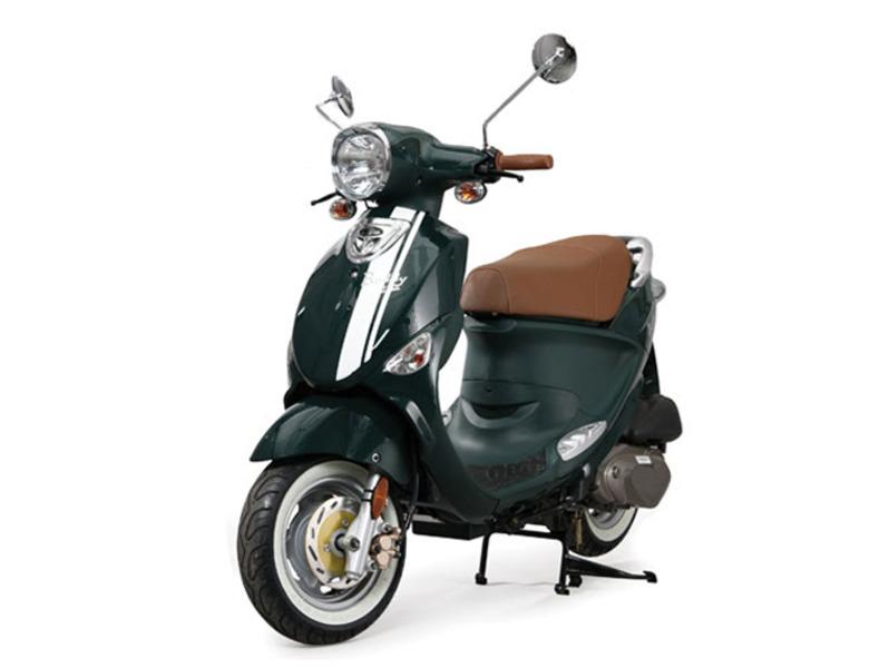 2009 Genuine Scooter Company Buddy 50