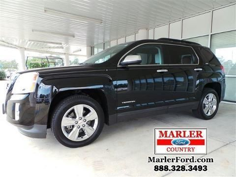 2014 GMC TERRAIN 4 DOOR SUV