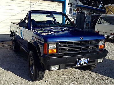 Dodge : Dakota Sport Dodge Dakota Sport 4x4 factory convertible!  Rare factory