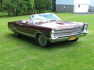 Ford : Galaxie 500XL 1967 ford galaxie 500 xl 6.4 l