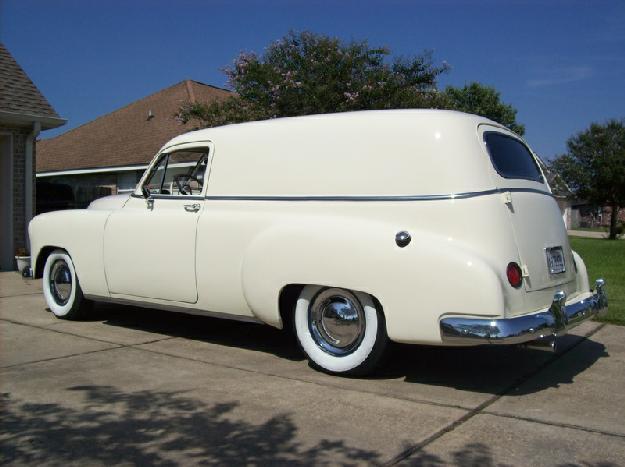 1950 Chevrolet Sedan Delivery for: $25000