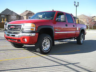 GMC : Sierra 2500 slt 2007 gmc sierra slt 2500 hd one owner excellent condition