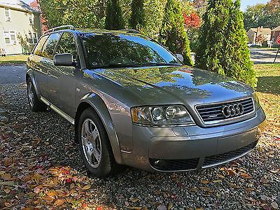 Audi : Allroad Base Wagon 4-Door 2004 audi allroad quattro wagon 4.2 v 8
