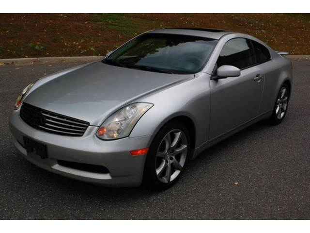 Infiniti : G 2dr Coupe w/ 2 dr coupe one owner local car very clean must see 200 pics heated leather seats
