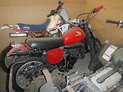 Honda : Other 1976 76 honda mr 250 elsinore mr 250 enduro 2 stroke 3693.5 original miles