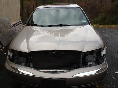 Lincoln : Continental Base Sedan 4-Door 2002 lincoln continental base sedan 4 door 4.6 l for parts