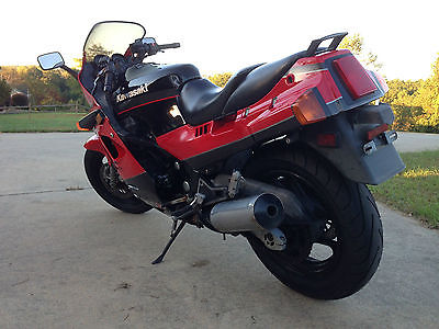 Kawasaki : Ninja 1986 kawasaki ninja 1000 r all stock and low miles