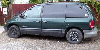 Plymouth : Voyager Expresso Mini Passenger Van 4-Door 1999 plymouth voyager expreso passenger van 5 door 3.3 l flex fuel