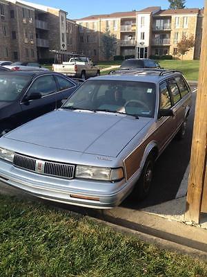 Oldsmobile : Cutlass Base Wagon 4-Door 1995 oldsmobile cutlass ciera base wagon 4 door 3.1 l