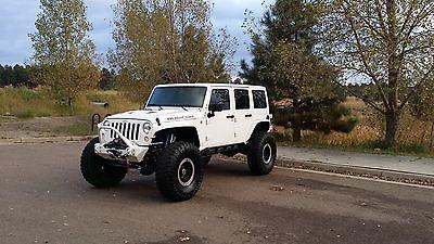 Jeep : Wrangler Unlimited Hard Rock Sport Utility 4-Door 2015 jeep rubicon jeep wrangler custom jeep jeep rubicon king shocks dana 60 s