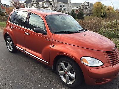 Chrysler : PT Cruiser Dream Cruiser - Series 2 2003 limited edition series 2 pt cruiser tangerine pearl coat