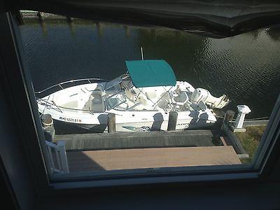 Ready Fish 2004 AquaSport Osprey Dual Console Complete